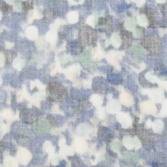 ポリエステル&コットン×ミックス(アッシュネイビー)×ガーゼ_全4色 サムネイル1
