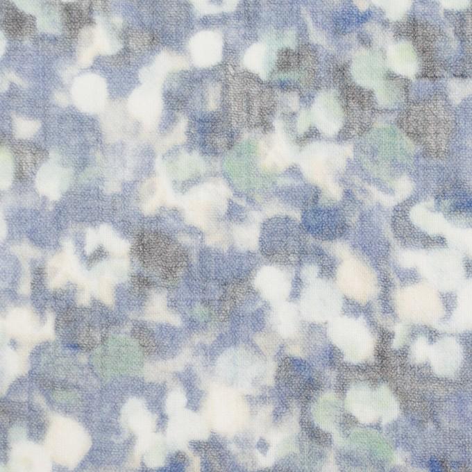 ポリエステル&コットン×ミックス(アッシュネイビー)×ガーゼ_全4色 イメージ1