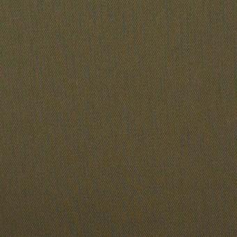 コットン×無地(ダークカーキ)×サテン_全7色 サムネイル1