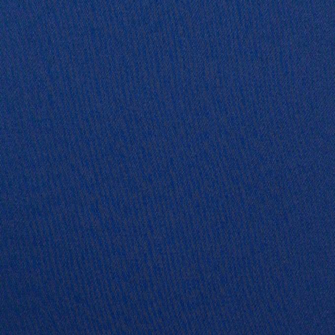 コットン×無地(プルシアンブルー)×サテン_全7色 イメージ1
