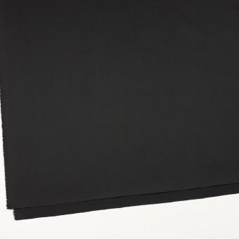 コットン×無地(ブラック)×サテン サムネイル2