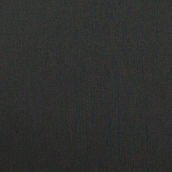 コットン×無地(ブラック)×サテン サムネイル1