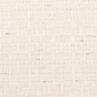 コットン&レーヨン混×ミックス(バニラ)×ファンシーツイード サムネイル1