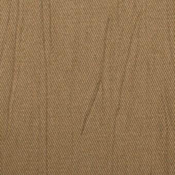 コットン×無地(バーントアンバー)×チノクロス・ワッシャー_全3色 サムネイル1