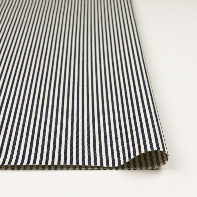 コットン×ストライプ(インディゴ)×デニムヒッコリー(11.5oz) イメージ3