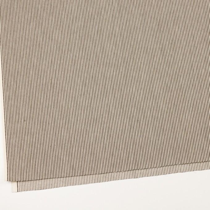 コットン×ストライプ(チャコール&キナリ)×デニムヒッコリー(9.5oz) イメージ2