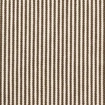 コットン×ストライプ(チャコール&キナリ)×デニムヒッコリー(9.5oz)