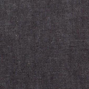 コットン&ポリウレタン×無地(インディゴ)×デニムストレッチ(6.5oz) サムネイル1