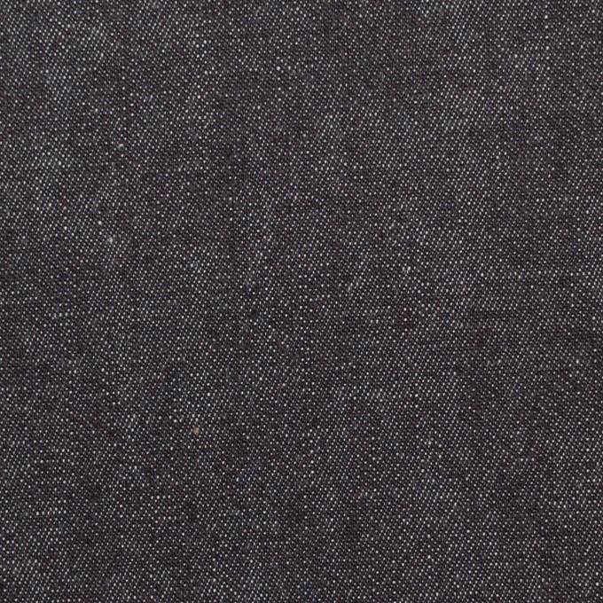 コットン&ポリウレタン×無地(インディゴ)×デニムストレッチ(6.5oz) イメージ1