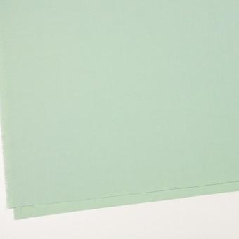 コットン×無地(アイスグリーン)×ブロード_全2色_イタリア製 サムネイル2