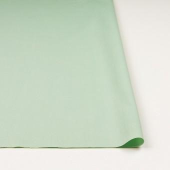 コットン×無地(アイスグリーン)×ブロード_全2色_イタリア製 サムネイル3