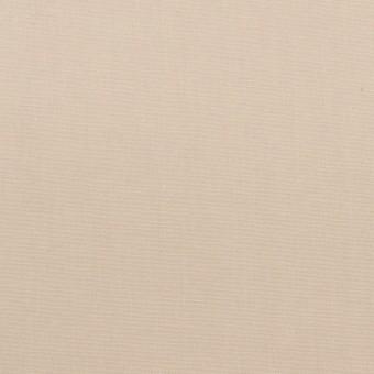コットン×無地(ベージュ)×ブロード_全2色_イタリア製 サムネイル1