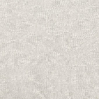 リネン×無地(ライトグレー)×天竺ニット