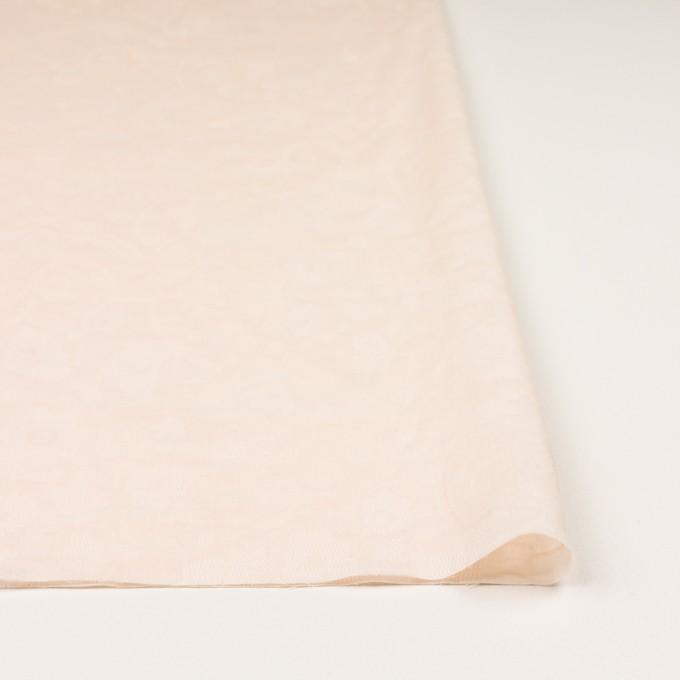 コットン×幾何学模様(クリーム)×二重織ジャガード_全2色 イメージ3