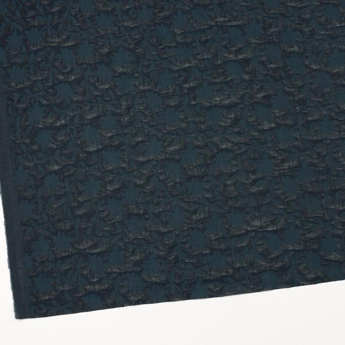 コットン×フラワー(バルビゾン)×二重織ジャガード イメージ2