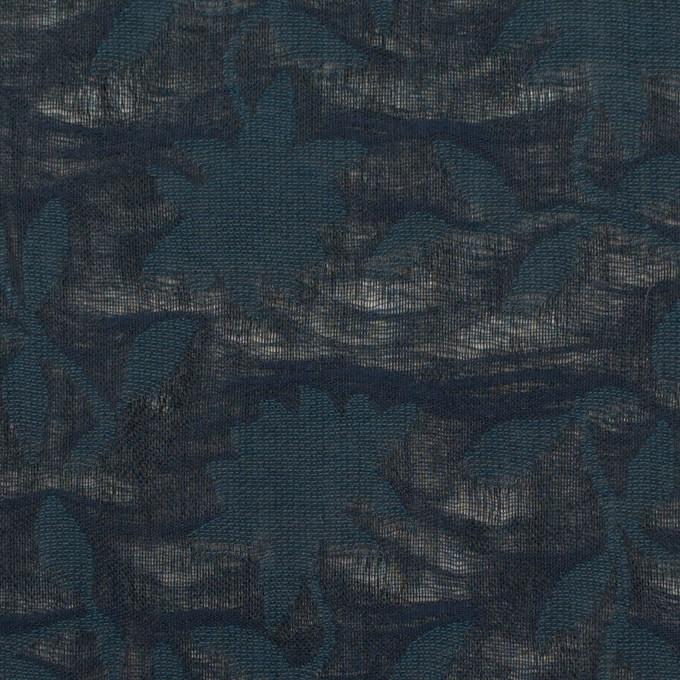 コットン×フラワー(バルビゾン)×二重織ジャガード イメージ1