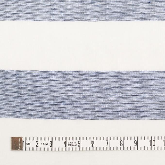コットン×ボーダー(ネイビー)×Wガーゼ_全3色 イメージ4