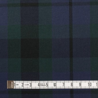 コットン×チェック(モスグリーン&グレープ)×オックスフォード サムネイル4