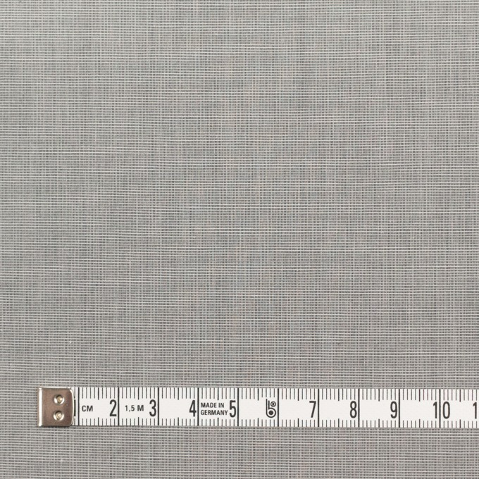 コットン×無地(グレー)×二重織_全2色_イタリア製 イメージ4
