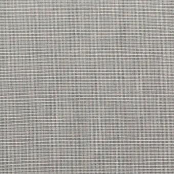 コットン×無地(グレー)×二重織_全2色_イタリア製