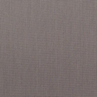 コットン&ポリアミド×無地(ストーングレー)×ブロード_イタリア製