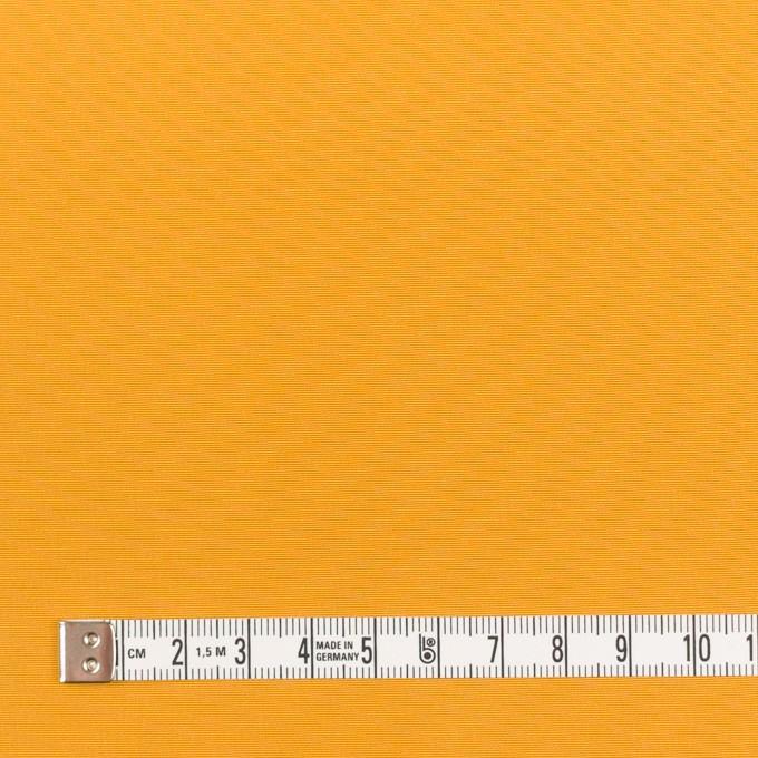 ポリエステル&アセテート×無地(マスタード)×形状記憶タフタ_イタリア製 イメージ4