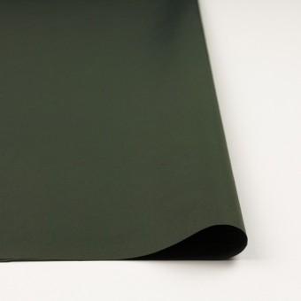 ポリアミド×無地(ディープグリーン)×ファイユ_イタリア製 サムネイル3