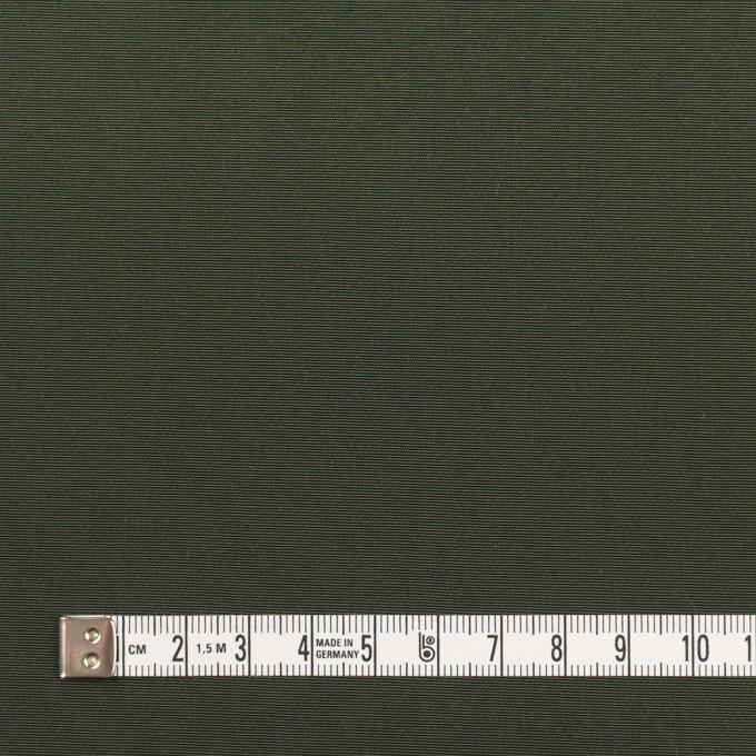 ポリアミド×無地(ディープグリーン)×ファイユ_イタリア製 イメージ4