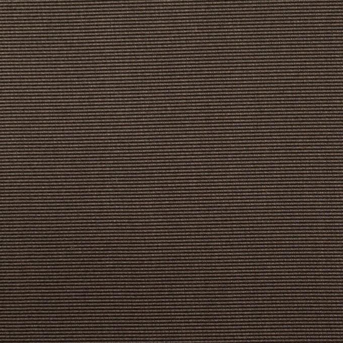 シルク×無地(ダークブラウン)×バックサテングログラン_イタリア製 イメージ1