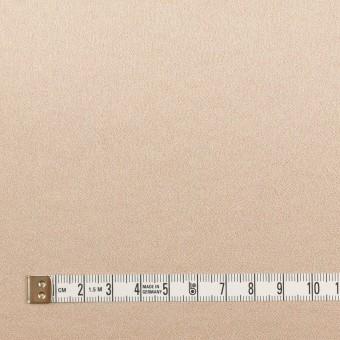 ポリエステル&ポリウレタン×無地(シャンパンゴールド)×サテンストレッチ サムネイル4