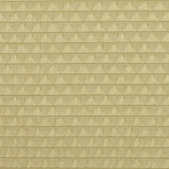 ポリエステル&シルク×トライアングル(アボカド)×ジャガード