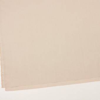 コットン&ポリアミド×無地(ライトベージュ)×ローン_イタリア製 サムネイル2