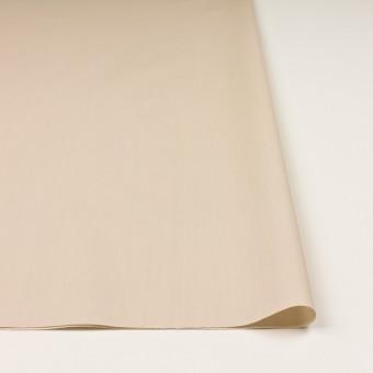 コットン&ポリアミド×無地(ライトベージュ)×ローン_イタリア製 サムネイル3