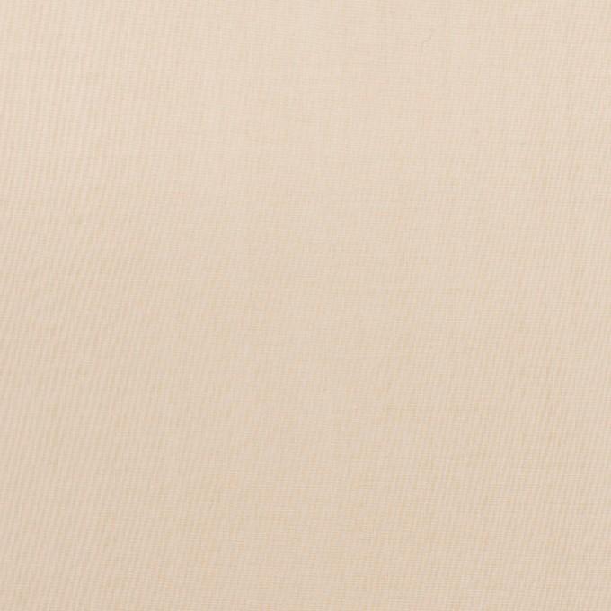 コットン&ポリアミド×無地(ライトベージュ)×ローン_イタリア製 イメージ1