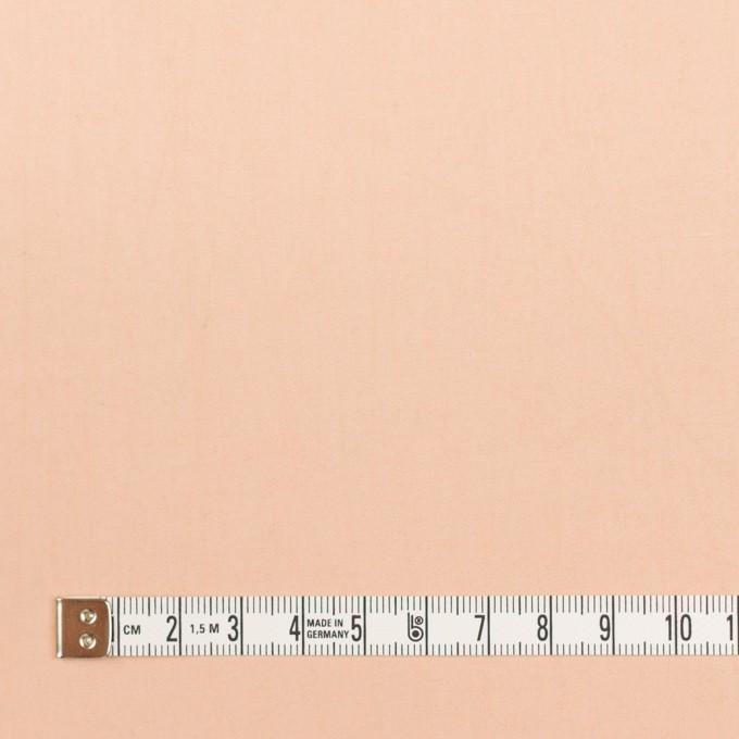 コットン×無地(サーモンピンク)×サージワッシャー_イタリア製_全2色 イメージ4