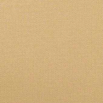 コットン&ポリウレタン×無地(ベージュ)×かわり織ストレッチ