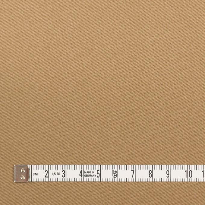 コットン×無地(オークル)×チノクロス イメージ4