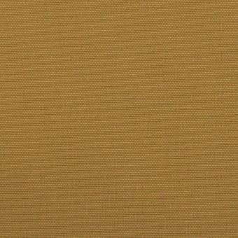 コットン×無地(カーキ)×キャンバス(パラフィン加工)_イタリア製