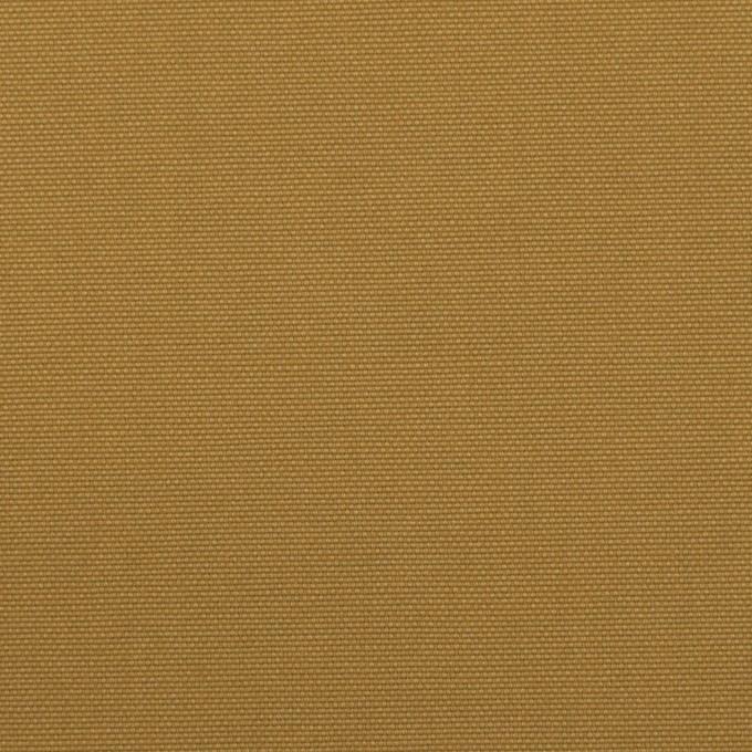 コットン×無地(カーキ)×キャンバス(パラフィン加工)_イタリア製 イメージ1