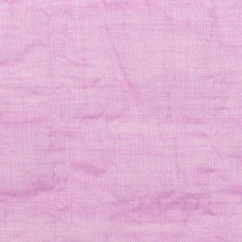 テンセル&コットン混×無地(オペラモーブ)×ボイルシャーリング_全4色