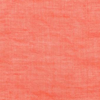 テンセル&コットン混×無地(パッションレッド)×ボイルシャーリング_全4色