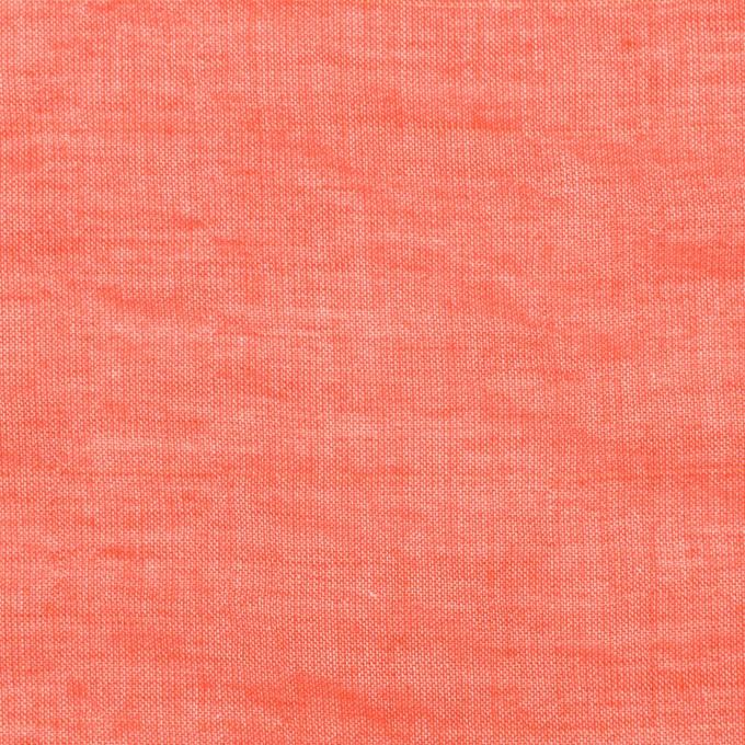 テンセル&コットン混×無地(パッションレッド)×ボイルシャーリング_全4色 イメージ1