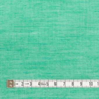 テンセル&コットン混×無地(エメラルドグリーン)×ボイルシャーリング_全4色 サムネイル4