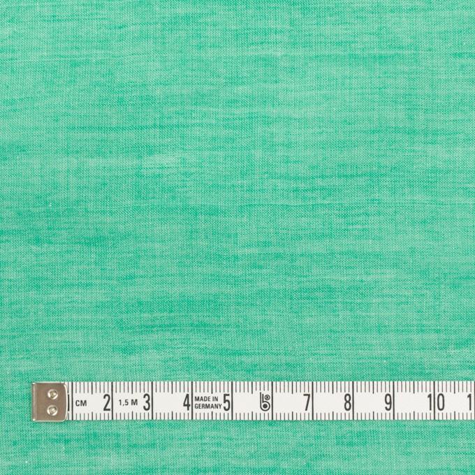 テンセル&コットン混×無地(エメラルドグリーン)×ボイルシャーリング_全4色 イメージ4