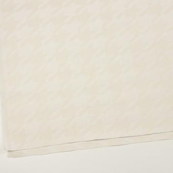 コットン×千鳥格子(キナリ)×ジャガード サムネイル2