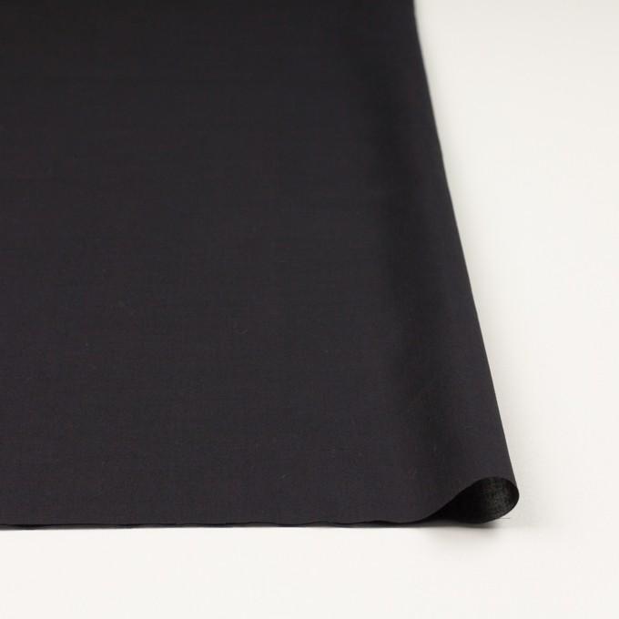 コットン×ボーダー(ダークプラムグレー)×ローン刺繍No2_全4色 イメージ3