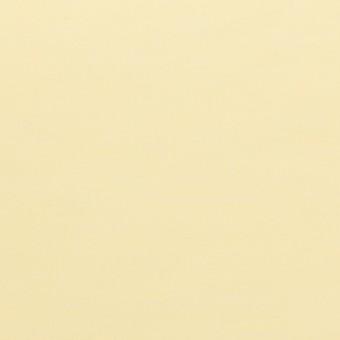 コットン&ポリアミド混×無地(クリームイエロー)×ローンワッシャー_イタリア製