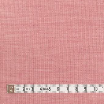 コットン×無地(ローズ)×シャンブレー_全3色_イタリア製 サムネイル4