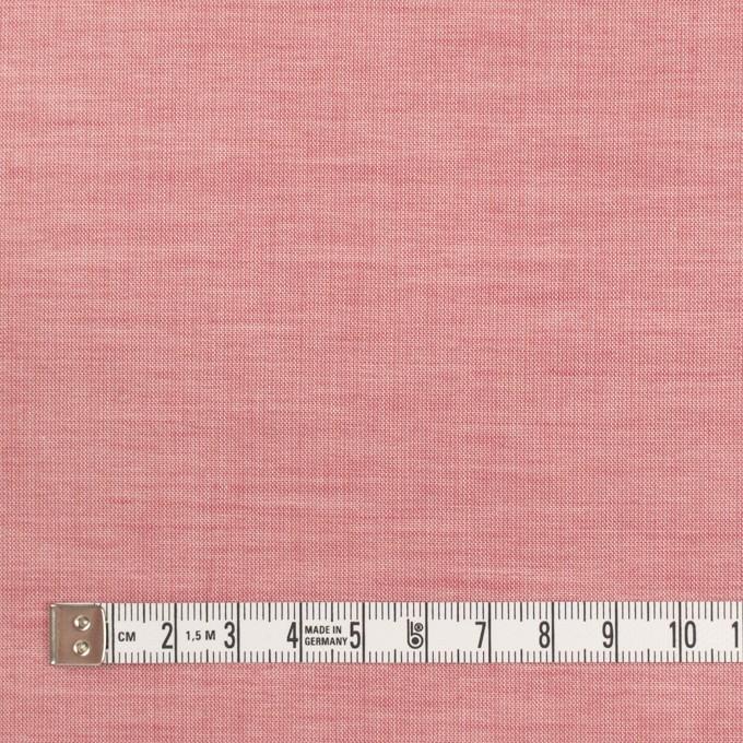 コットン×無地(ローズ)×シャンブレー_全3色_イタリア製 イメージ4