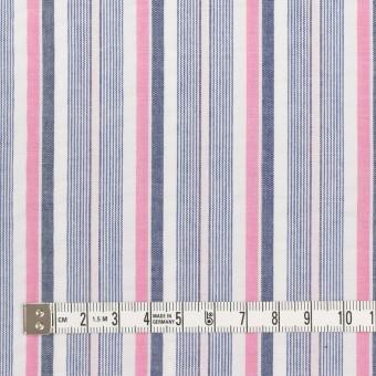 コットン×ストライプ(ピンク)×サッカー_全2色 サムネイル4
